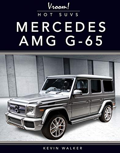 Mercedes AMG G-65 (Vroom! Hot SUVs) (English Edition)