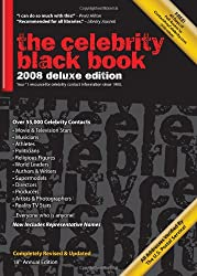 The Celebrity Black Book 2008: Over 55,000 Accurate Celebrity Addresses