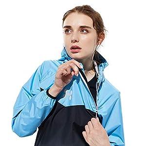 HOTSUIT Schwitzanzug Sauna Sweatanzug Saunaanzüge Trainingsanzug Schweiß Anzug Schweissanzug für damen
