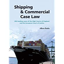 Shipping and Commercial Case Law (Spanish Edition)