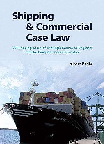 Shipping and Commercial Case Law por Albert Badia