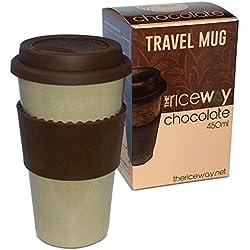 Eco taza de 450 ml para ser la que manda sin contaminar