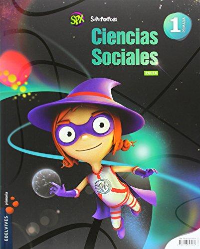 Ciencias sociales 1º primaria (pauta) + nuestras mejores estrellas (superpexépolis)
