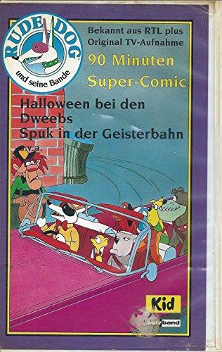 Rude Dog und seine Bande - Halloween bei den Dweebs/Spuk in der Geisterbahn u.v.a.