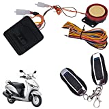 Vheelocityin Bike / Motorcycle/ Scooter Remote Start AlarmFor Honda Activa 3G