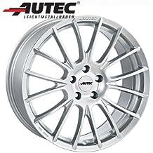 Aluminio Llanta autec verón Volkswagen Golf V R321K 8.0x 17Cristal Plata