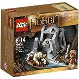 LEGO The Hobbit - 79000 - Jeu de Construction - Les Énigmes pour l'anneau