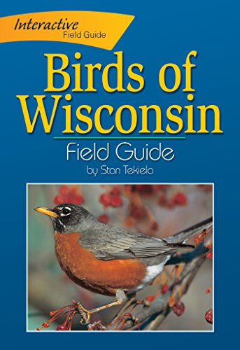 Birds of Wisconsin Field Guide (Bird Identification Guides) (English Edition)