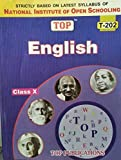 TOP NIOS English Guide Class 10 (T-202)