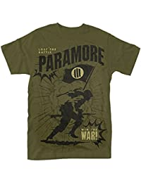 PARAMORE        MINEFIELD (GREEN)       TS