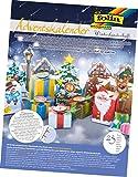 Adventskalender Winterlandschaft Geschenkschachteln 2018