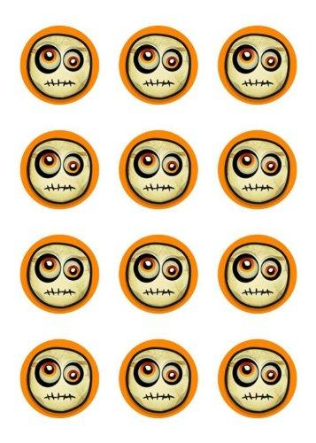 ke Halloween Tortenaufleger Amerikaner Smiley HW14 (Nach Der Halloween-sales-online)