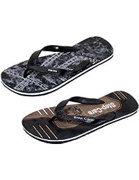 974e1c6d84bac IndiWeaves Men s Soft Rubber Flip-Flops and House Slippers Hawaii  Flip-Flops Hawaii Slippers