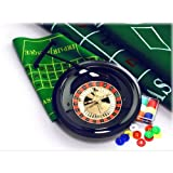 David Westnedge Ltd 10'' Diameter Roulette Set