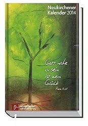 Neukirchener Kalender 2014. Buchausgabe in großer Schrift