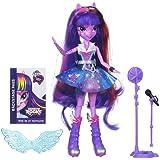 My Little Pony – Equestria Girls – Rainbow Rocks – Twilight Sparkle – Poupée Chanteuse 23 cm (Import UK)