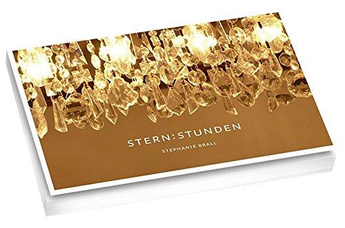 "Postkartenset ""STERN:STUNDEN"" Buch-Cover"