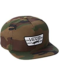 vans Herren Baseball Caps M Full Patch, Grün (Classic Camo 97I), One size