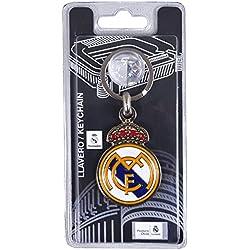 LLavero Real Madrid escudo metálico sintético [AB2178]