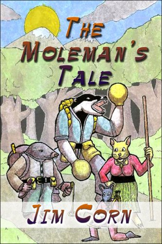 The Moleman's Tale Cover Image