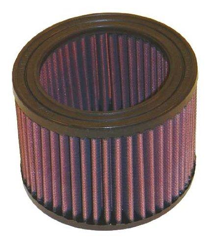E-2400 K&N Tausch-Luftfilter MGB MKII,GT 1970-74 (runde Ersatzfilter)