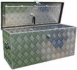 Truckbox D120 Werkzeugkasten, Deichselbox, Transportbox, Alubox, Alukoffer