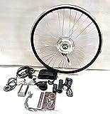 Pedalease Electric Bicycle E Bike Conversation Kit 36v 250w Front hub