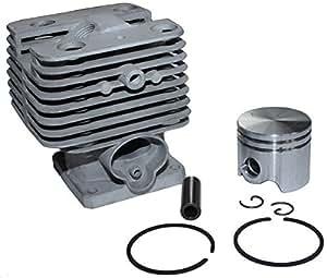 LUO'S Kit Zylinder & Haus-Kolben (38mm) Ersatz Chainsaw Stihl Models SP 200-z