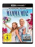 DVD Cover 'Mamma Mia! - 4K UHD [Blu-ray]