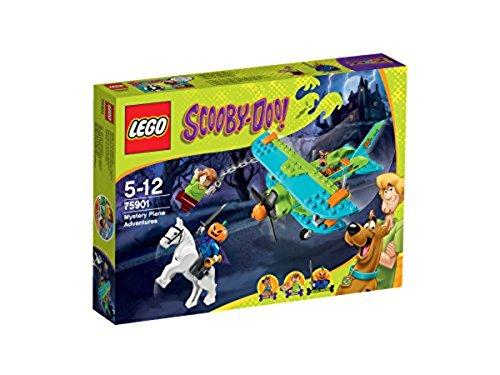 LEGO - 75901 - Scooby-Doo - Jeu de Construction - Les Aventures...