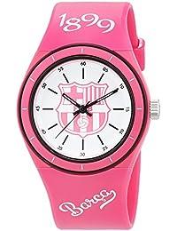 Seva Import Barcelona - Reloj unisex, color rosa, talla única