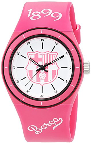 Seva Import Barcelona Reloj, Rosa / Blanco, Única