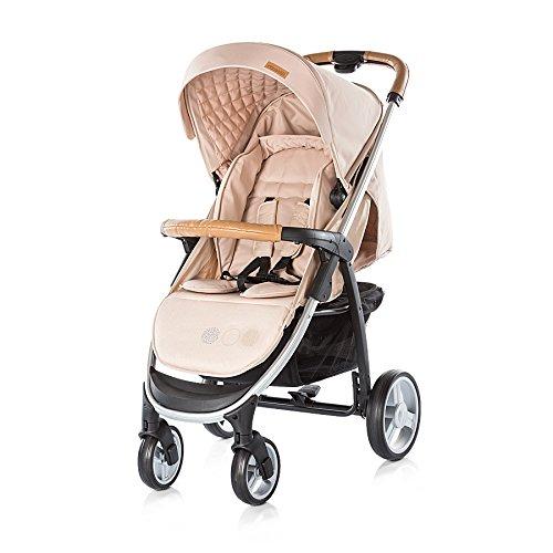 Chipolino Cochecito de bebé y llevar cuna Avenue, color beige