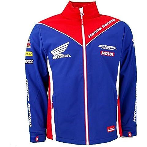 Honda Endurance TT Carreras chaqueta de cáscara oficial 2016