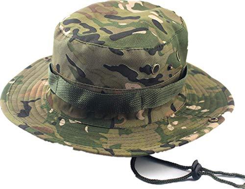 Boonie Hat,Sombrero Cubo Protección Solar CP Camuflaje