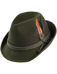 62d042e222e19 Jaxon   James Tyrolean Hat - Green