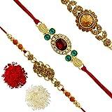 Jaipur Mart Ethnic Collection Beaded Bracelet for Men (Multi)(RKH37CMB)