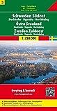 Freytag Berndt Autokarten, Schweden Südost - Stockholm - Uppsala - Norrköping, Blatt 3 - Maßstab 1:250.00