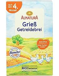 Alnatura Bio Grieß Getreidebrei, 250 g