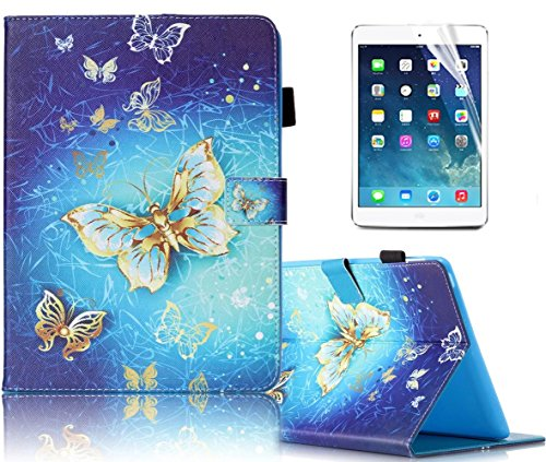 Custodia iPad 2/3/4 in pelle, Sunroyal® PU Leather Tavoletta Protettiva