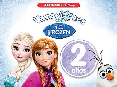 Vacaciones con Frozen. 2 años (Aprendo con Disney) por Disney