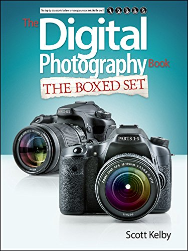 Scott Kelby's Digital Photography Boxed Set, Parts 1, 2, 3, 4, and 5 (English Edition)