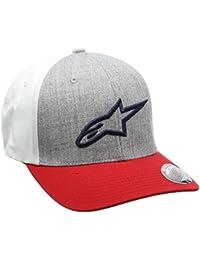 Alpinestars Men's Rubix Men's Logo Flexfit Hat Flex Back Baseball Cap