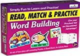 Creative Educational Aids 1045 Read, Match and Practice - Word Building (New)
