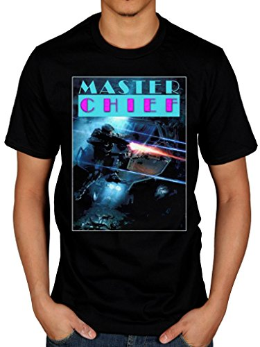 AWDIP Official Halo 5 Master Chief T-Shirt