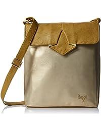 Baggit Women's Sling Bag (Gold)