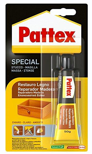 Pattex 1476785spezielle Wiederherstellung Holz, 50g, klar