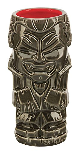 z Geeki Tiki Mug, Grey (Universal Monsters Dracula)