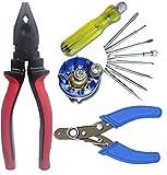 #10: Gadget deals combo of plier screwdriver cutter