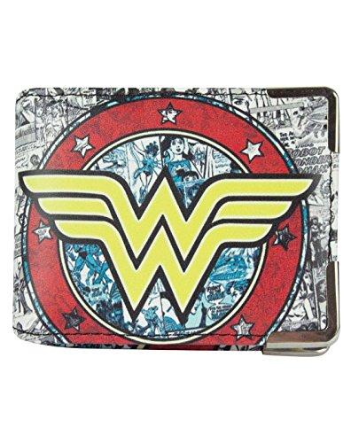 DC Comics Wonder Woman Mini Purse ID Holder